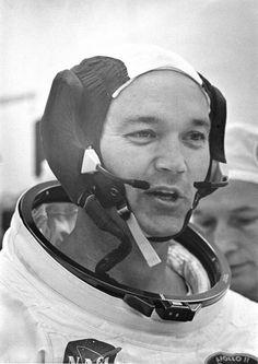 Michael Collins: Apollo 11 Command Module Pilot