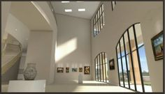 www.psavideo.com - animation - a museum to be... complete with its art brings life to ideas.