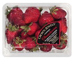 ALDI : strawberries : 1 lb for 99 cents Cereal Recipes, Snack Recipes, Giant Strawberry, Watermelon Fruit, Danishes, Food Packaging Design, Vanilla Yogurt, Mini Fridge, Junk Food