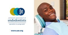 Keep your beautiful smile. See an endodontist today. Keep your beautiful smile. See an endodontist today. May 6-12 is Root Canal Awareness Week Help the AAE celebrate by sharing your positive root canal story. Together we can teach the world about endodontists, the superheroes of saving teeth! Share Your Story Find an Endodontist When to…