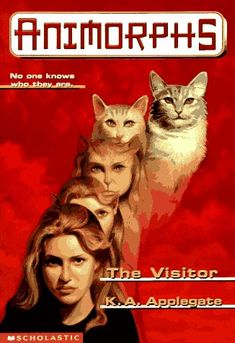 Animorphs #2 The Visitor