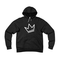 Welcoming our our latest collection addition, the  MC Crown Sponge F.... Discover this item here: http://www.citizenandspire.com/products/mc-crown-sponge-fleece-pullover-hoodie?utm_campaign=social_autopilot&utm_source=pin&utm_medium=pin