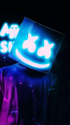 Marshmello Wallpaper by RokoVladovic - 95 - Free on ZEDGE™ now. Browse millions of popular marshmello Wallpapers and Ringtones on Zedge and personalize your phone to suit you. Browse our content now and free your phone Musik Wallpaper, Wallpaper World, Dance Wallpaper, Joker Iphone Wallpaper, Cartoon Wallpaper Hd, Hipster Wallpaper, Graffiti Wallpaper, Phone Screen Wallpaper, Neon Wallpaper