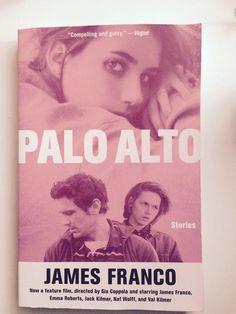PALO ALTO 読む価値がある本に分類したけど、読んでティーンエージャーって恐ろしいな ( iДi)と感じたな。。。。映画と本の内容が全く同じかわからないけど、あまり映画みたくないかも。。。。。