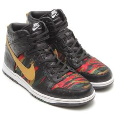 a9b5db6ca4 This latest Nike Dunk High CMFT PRM QS has a lot going on