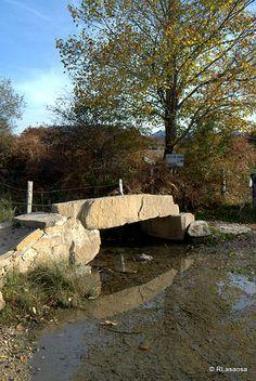 De Burguete a Espinal - Camino de Santiago   Navarra: Roncesvalles-Zubiri #CaminoDeSantiago    Fotografía tomada en la primera etapa del Camino de Santiago a su paso