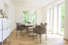 KFF TEXAS chair and VEGAS table designed by KFF   dining   KFF TEXAS Stuhl und VEGAS Tisch designed by KFF Chair Design, Dining Bench, The Originals, Interior, Texas, Furniture, Home Decor, Benches, Chairs