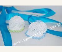 treat birth - newborn , Handmade hat for boy