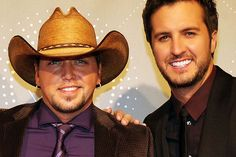 Jason Aldean and Luke Bryan: two of country music's best in the game right now.