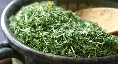 Alfalfa Herb - cut, organic....good for arthritis!