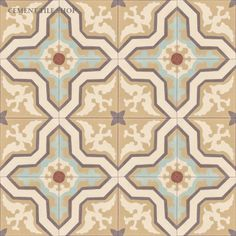 Cement Tile Shop - Encaustic Cement Tile | Pescadero