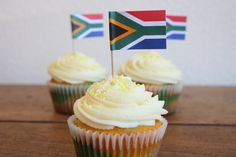 south african cupcake ideas - Google Search
