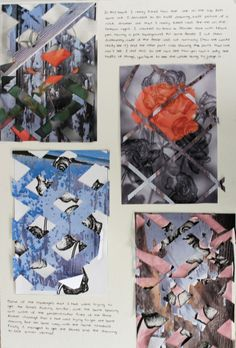 109 best images about IGCSE Coursework Examples on . Arts Ed, Altered Books, Teaching Art, Trees To Plant, Art Education, Textile Art, Wearable Art, Chuck Close, Projects To Try