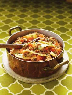 Tomato and Meat Bolognese