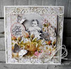 Piabau - Stempelglede. Vintage Baby.