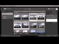 Lightroom 5: Importing Your Images - YouTube