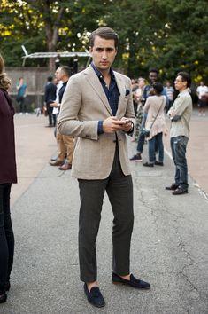 that's a darn fine linen blazer