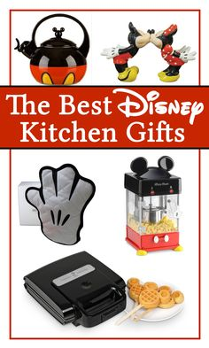 Best Disney Kitchen Gadgets and Accessories-Great gifts!