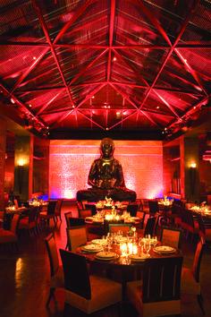 The Buddha Bar, New York City   Robert Singer Lighting