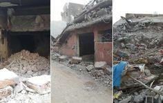 Σε αυτό το υπόγειο στην Τσίζρε οι Τούρκοι σφαγίασαν 31 Κούρδους αμάχους