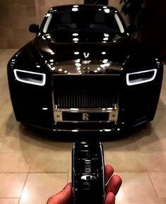 At the intersection of luxurious comfort and elevated confidence comes the Black Rolls Royce. Check out our collection of few stunning black Rolls Royce. Top Luxury Cars, Luxury Sports Cars, Sport Cars, Voiture Rolls Royce, Rolls Royce Cars, Maserati, Ferrari 458, Koenigsegg, Bugatti Auto