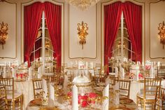 Tea time at the Crystal Room ~ The Greenbrier, White Sulphur Springs, WV