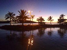 Vaitape nel Îles Sous-le-Vent