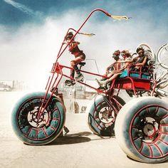 Burning Man - San Francisco