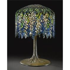 I found 'Art Noveau Lamp' on Wish, check it out!