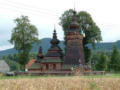 Wooden Church, Kwiaton, Poland | Wooden Church
