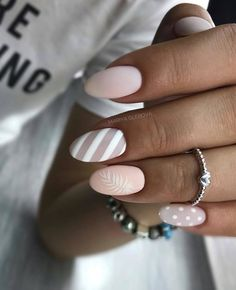 18 Hottest Manicure Ideas For Spring Nails 2019 Cute Gel Nails, Cute Acrylic Nails, Pastel Nails, Hot Nails, Elegant Nails, Classy Nails, Trendy Nails, Christmas Gel Nails, Manicure Colors