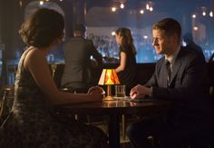 Gotham • The Fearsome Dr. Crane #1x14