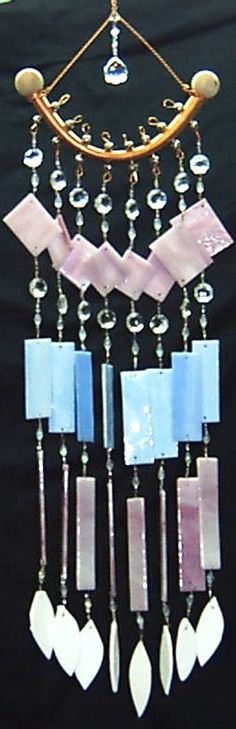 Princess wind chime by Sandy More