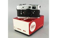 A Leica M5 camera bo