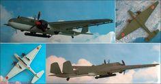 Mitsubishi Type-96 G3M16 Mk.11 (Nell), Bomber (LS A-503)