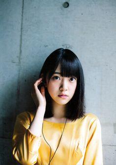 yic17: Hori Miona (Nogizaka46) | UPDATE Girls Vol.2 Issue