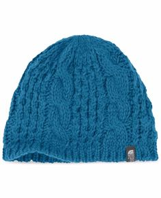 6fa27b0eac5d7 The North Face Cable-Knit Minna Beanie - Women - Macy s