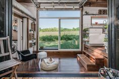 Alpha Tiny House by New Frontier