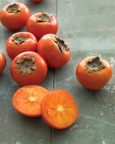 This underrated fall fruit deserves the same hype as pumpkins. Whether you choose the fuyu or hachiya variety, persimmons work well in both sweet and savory applications and make a delicious snack on their own. Here's everything you need to know about choosing and storing them, plus our favorite persimmon recipes.