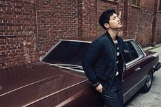 For all of us suffering from lack of Song Joong Ki, TOPTEN continues to share his smexiness with us: here he's showing off some of their F/W line. We're patiently waiting for him to ret… Song Joong Ki Photoshoot, Song Joon Ki, Descendents Of The Sun, Korean Male Actors, Sungkyunkwan Scandal, A Werewolf Boy, Songsong Couple, Lee Seung Gi, Song Hye Kyo