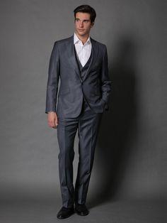Open Collar Suit. Choice