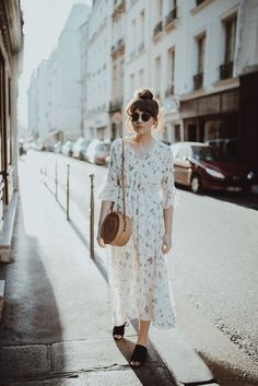 The new floral dress closet i'll never have:) в 2019 г. Summer Fashion Outfits, Modest Fashion, Trendy Outfits, Cute Outfits, Fashion Ideas, Fashion Trends, Vintage Outfits, Vintage Fashion, Vestidos Fashion