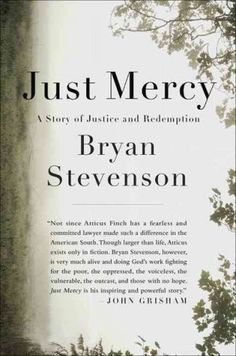 "Just Mercy -- "" you hear this tape where the witness is saying, ""You want me to frame an innocent man for murder? I don't feel right about that.""  The police officer is saying, ""Well, if you don't do it, we're going to put you on death row, too."""