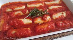 La Fée Stéphanie: Quenelles à l'italienne - recette végétalienne