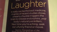 laughter...