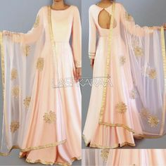 64 Trendy Ideas for wedding indian dress traditional for girls Indian Gowns, Indian Attire, Pakistani Dresses, Indian Wear, Indian Outfits, Indian Clothes, Indian Dresses Traditional, Traditional Outfits, Punjabi Fashion