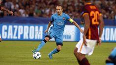 AS Roma 1 - 1 FC Barcelona #FCBarcelona #Game #Match #Football #Championsleague
