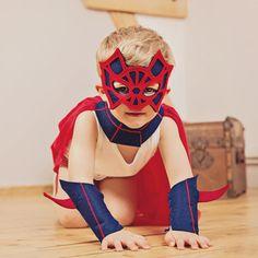 Disfraz SUPER HERO ARAIGNEE