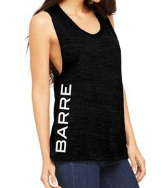 Barre Shirt. Barre Clothing. Barre Workout Clothing. Gym Gear.  Are you looking for a shirt to workout in? Look no further, Next Level Hustle offers the finest quality apparel for the gym, barre, crossfit, circuit training, strength training, yoga, pilates or ANY day!  Returns  NLHdoes not accept returns or exchanges.