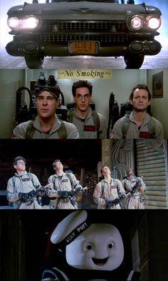 Ghostbusters, 1984 (dir. Ivan Reitman)